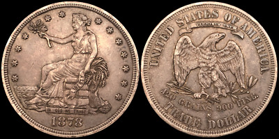 1878-S Trade Dollar- Great Type Coin!