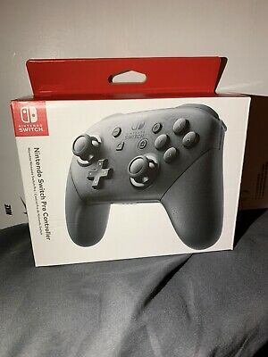 Nintendo Switch Pro Controller Brand New Sealed (24 Hour Auction)
