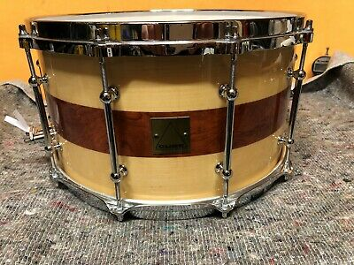 "CUBE DRUMS - 14"" x 7"" Snare drum"