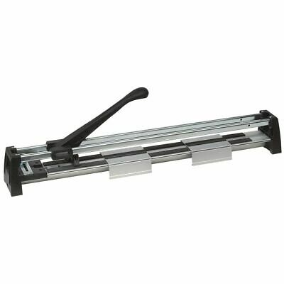 wolfcraft Tile Cutter TC 600 Metal 60 cm Tool w/ Stop Rail 2 Supports 5558000~