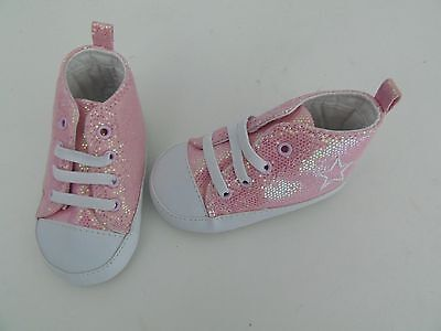 Pair Of Babies Pink Boots