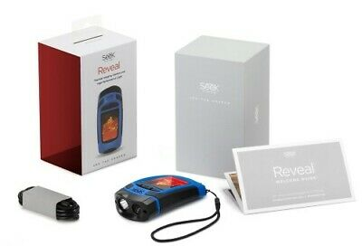 Seek Reveal - All In One Handheld Thermal Imager with Flashl