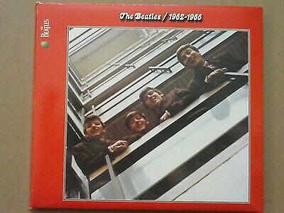 THE BEATLES - 1962/ 1966 : 2xCD (2010 REMASTERED EDITION) DIGI-PAC