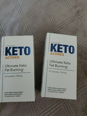 Keto Actives Supplements