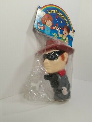 THE LONE RANGER Hard Plastic SQUIRT Water GUN Squirters Vintage