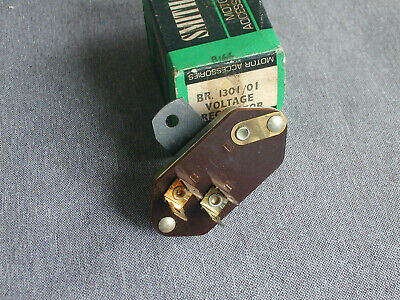 NOS Smiths Instument Regulator MGB Triumph Austin Morris Jaguar Sunbeam Morgan
