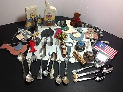 VTG Junk Drawer Collectible Lot