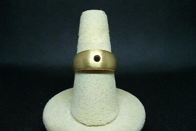 Gent's 14K Yellow Gold Blank Mounting
