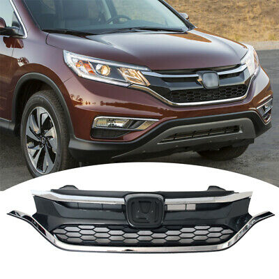 A-PADS Compatible with 2012 13 14 15 2016 Honda CRV CR-V LX Full Mirror Chrome Cover Without Turning Light