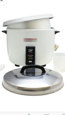 Comercial Rice Cooker Thunder Group SEJ50000  In perfect  condition.