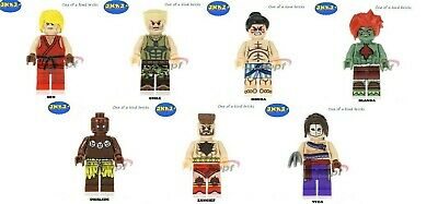 One Piece Anime Custom lego Minifigures Block Brick Lego Compatible USA Seller
