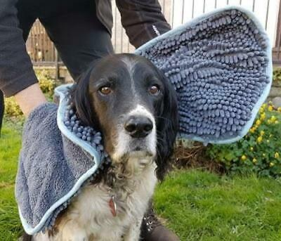 Microfibre Pet Noodle Glove Towel (Henry Wagg)