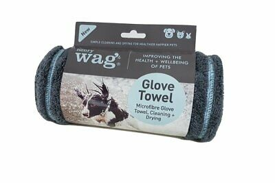 Microfibre Dog Cleaning Glove Towel (Henry Wag)