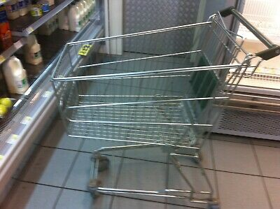 Small Supermarket Shopping Trolley