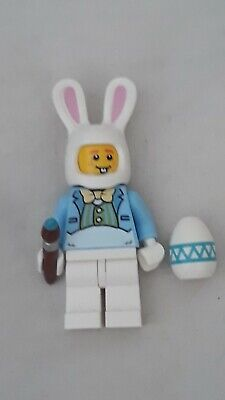Bagged LEGO City Easter Bunny Exclusive Minifigure