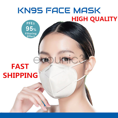 10 / 20 / 50 Pack KN95 Face Mask Disposable Respirator Medical  5-Layer K N95