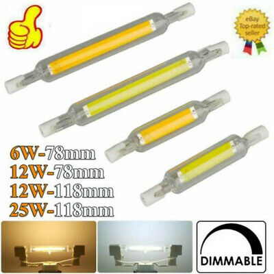 Cold White, 10W 110V 1100-1200LM Warm White LED Corn Beads Bulbs BRIGHTINWD 5W 10W 12W R7S Dimmable 78mm 118mm 135mm LED Bulb