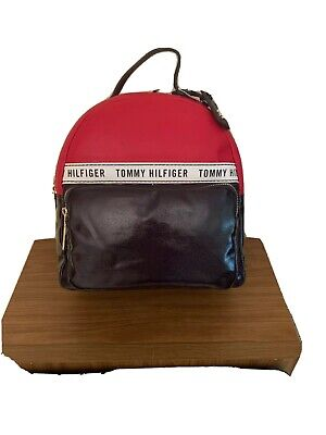ZAINO DONNA TOMMY Hilfiger charming tommy backpack Sky