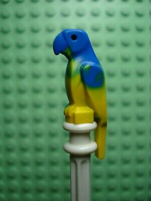 Pirate Castle Mini Figure Bird NEW Lego Minifig Animal Medium GREEN PARROT