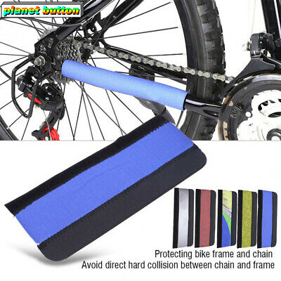 Bike Chainstay Frame Protector Cover Chain Stay Guard Nylon Bicycle D7Z2