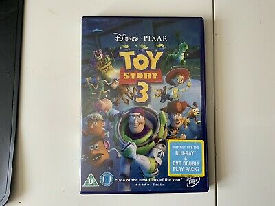 Toy Story 3 DVD (2010) Lee Unkrich cert U