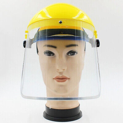 Head-mounted Protective Safety Full Face Eye Shield Screen Grinding Cover Nice