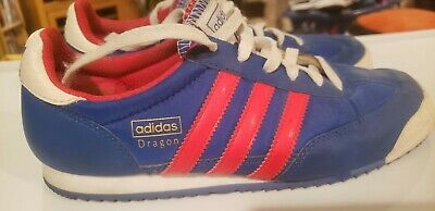 ADIDAS DRAGON SHOES Dragons Blue Red Men's US 5.5 UK 5 Great ...