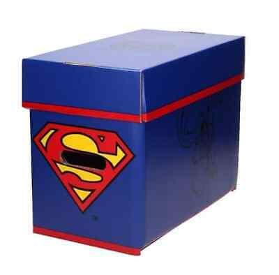 Dc Comics Originals Superman Collector Comic Box