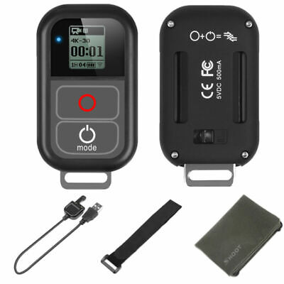 For GoPro HERO 8/7/6/5/SESSION/4/3 Waterproof Smart WIFI Remote Control Replace