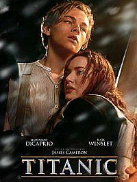 Titanic DVD (2012) Leonardo DiCaprio, Cameron (DIR) cert 12 2 discs Great Value