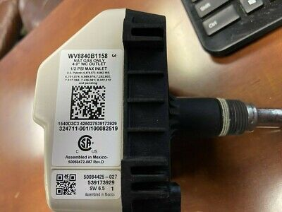Honeywell Gas Control Valve WV8840B1158 USED