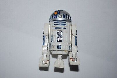 R2-D2 Electronic 2005 STAR WARS Revenge of the Sith ROTS MOC #48