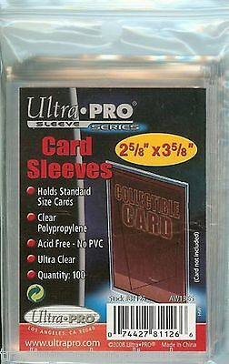 2000 Ultra Pro Trading Card Sleeves - Standard Size Deck Protectors  Pokemon MTG
