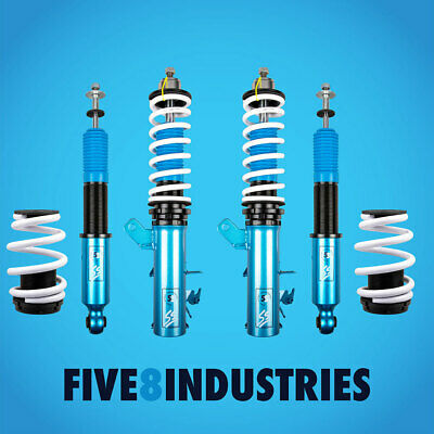FIVE8 Industries SS Coilovers for Honda Fit 15+ GK