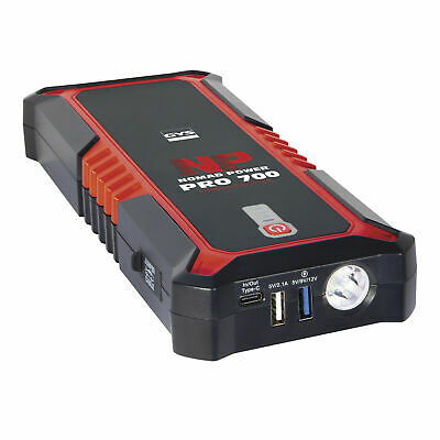 GYS Nomad Power Pro700 12-Volt UltraSafe Portable Lithium Car Battery Boost