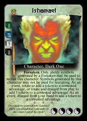 Moghedien Wheel of Time CCG TCG WoT Premiere