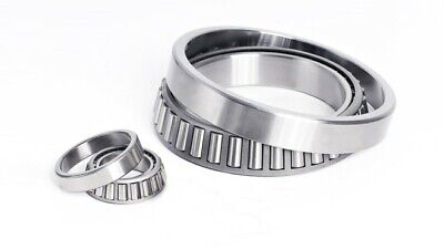 30202 - 30220 (DUNLOP) Taper Roller Bearings 15mm - 100mm Bore - High Quality
