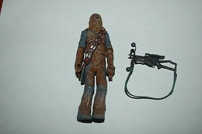 Star Wars TLC Legacy Collection Millennium Falcon Chewbacca Loose Complete