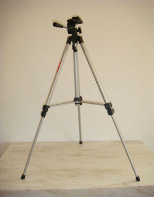 WT-330A 49-134cm Aluminum Tripod Support Stand For DSLR Camera DV Camcorder