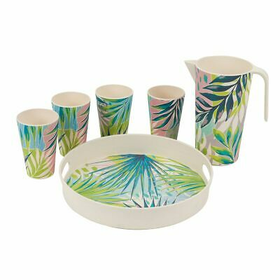 One Size Green Strider Bamboo Tableware Set 12 Piece Eco Friendly Set