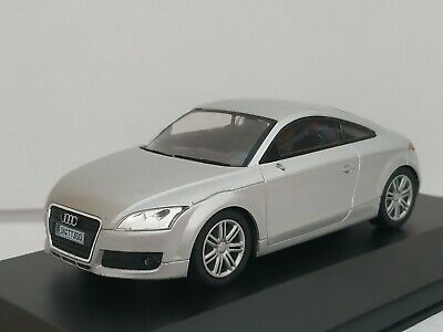 1/43 Audi Tt Mk2 2 Ii High Speed Coche De Metal A Escala Scale Car Diecast