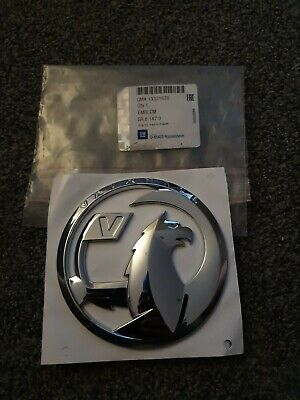 Genuine New VAUXHALL GRIFFIN BOOT BADGE Opel Astra J Hatch 2010-2015 5DR CDTI