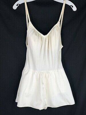 Lady Cameo Womens Lingerie One Piece 60's Size 14