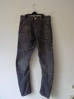 Next  Boy's Black Denim Jeans   Size 152   Age 12 yrs