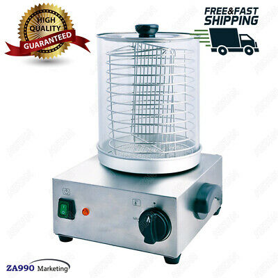Commercial 300W Electric Hot Dog Steamer Machine