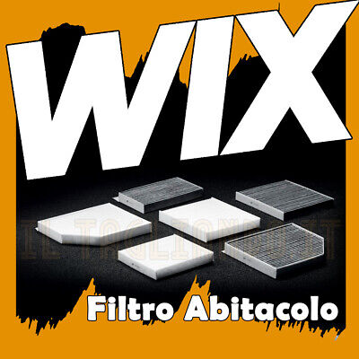 Filtro abitacolo WIX FILTERS WP2092 SEAT SKODA VW