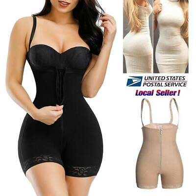 Details about  /Confident /& Beautiful Body Shaper 1XL NWT Black Firms Lace Edge Polyester Blend