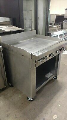 """Southbend 36"""" manual flat top grill"""