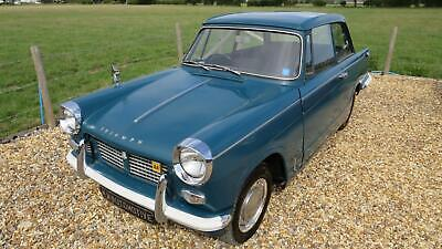 1968 Triumph HERALD 1200 MANUAL[only 27miles from new ] Petrol Manual