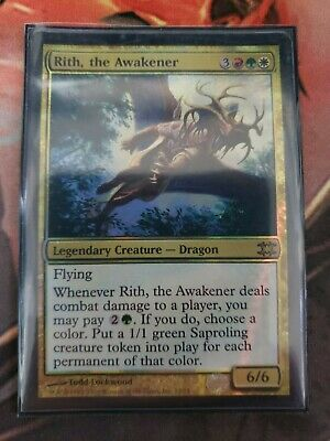 Foil From the Vault: Dra the Awakener English Slightly Played 1 x MTG Rith